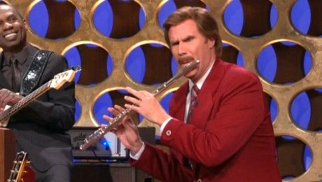 """Ron Burgundy Announces """"Anchorman"""" Sequel! I hope they don't disappoint!"""