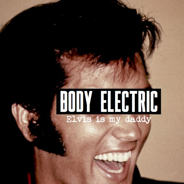 Body Electric edit by @maydelgrant on Pinterest