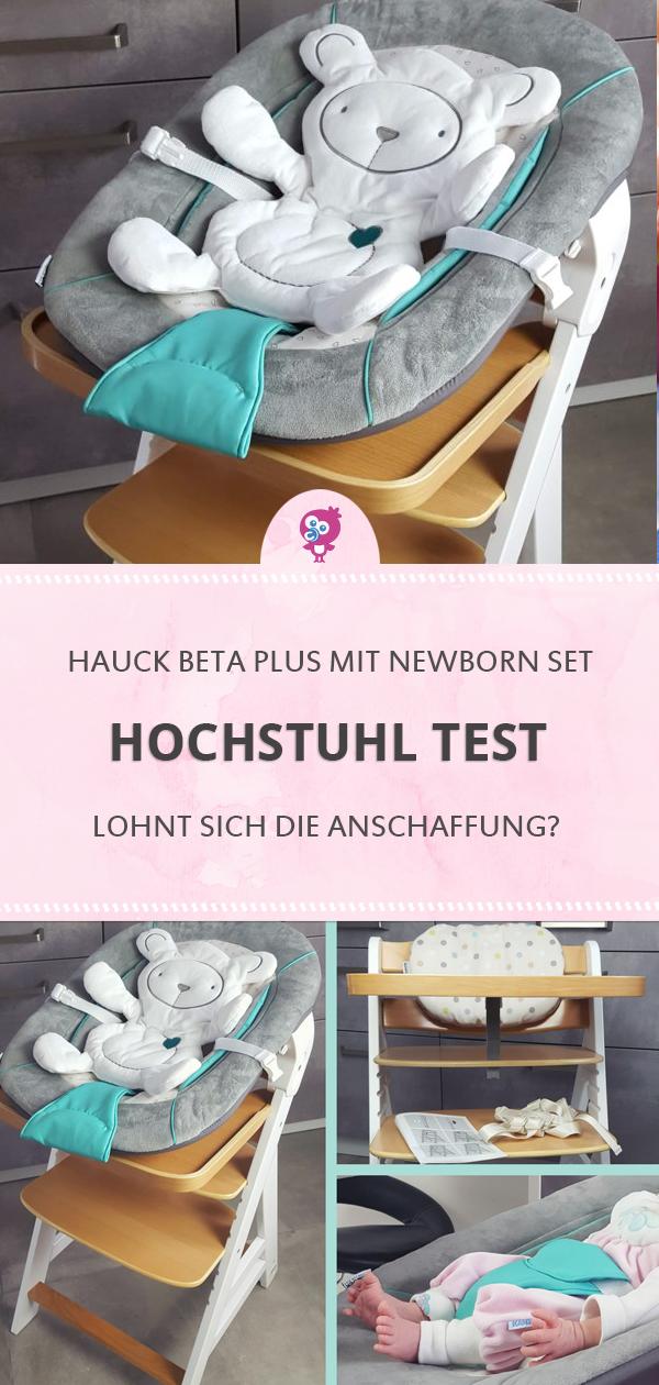 Hauck Beta Plus Mit Newborn Set Test Erfahrungen Hauck Beta