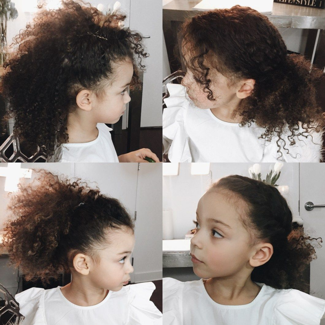 7 Curly Hairstyles For Kids | Scout the City | Bloglovin'