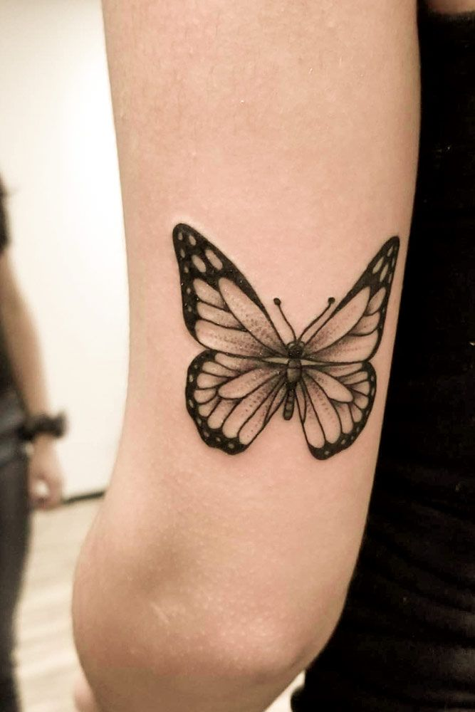 Beautiful And Meaningful Butterfly Tattoo Guide Butterfly Tattoo Butterfly Tattoo Designs White Butterfly Tattoo