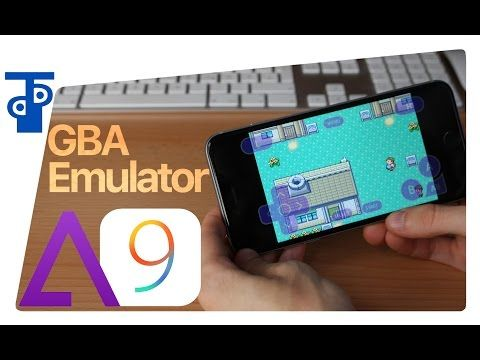 download gba emulator for iphone without jailbreak