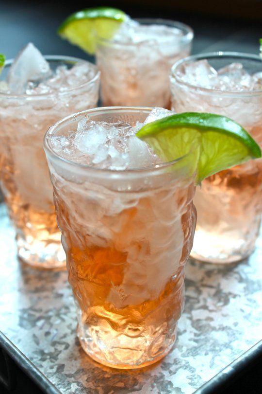An IKEA-Inspired Cocktail Recipe: Rhubarb Margarita