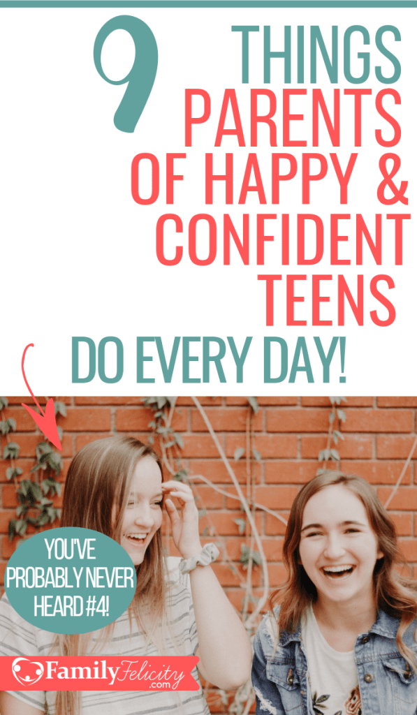 to Raising Happy and Confident Teens Raising teenagers and preteens can be really hard if you don't know the secrets to raising happy and confident teens! Get the list here...Raising teenagers and preteens can be really hard if you don't know the secrets to raising happy and confident teens! Get the list here...