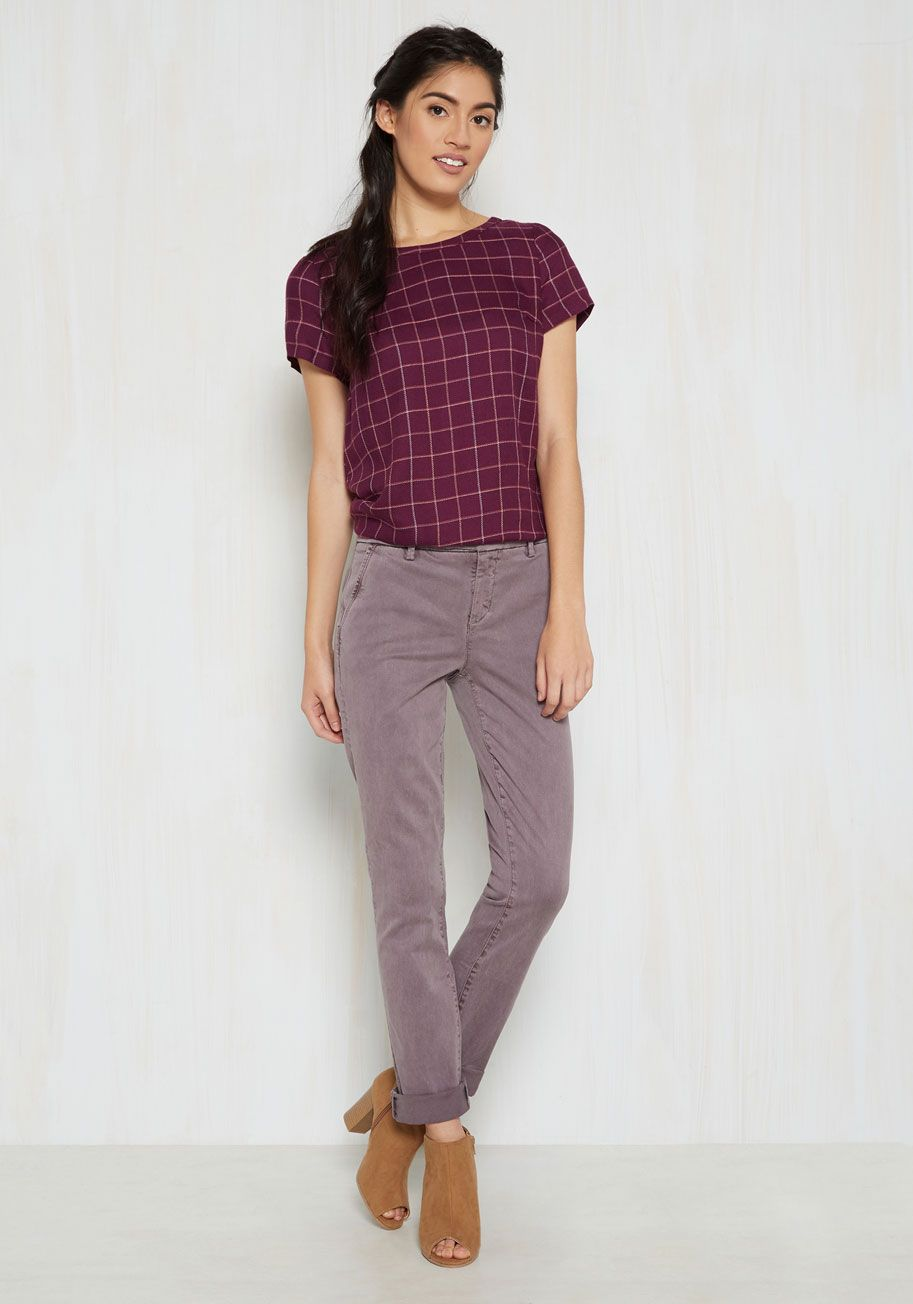 4cfdf1269df Business Casual Cool Pants - Woven