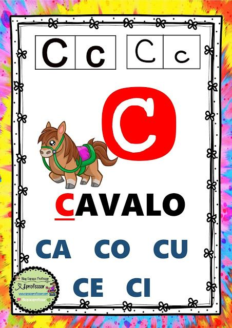 Pin De Viviane Em Castelinho 2020 Tipos De Letras Atividades