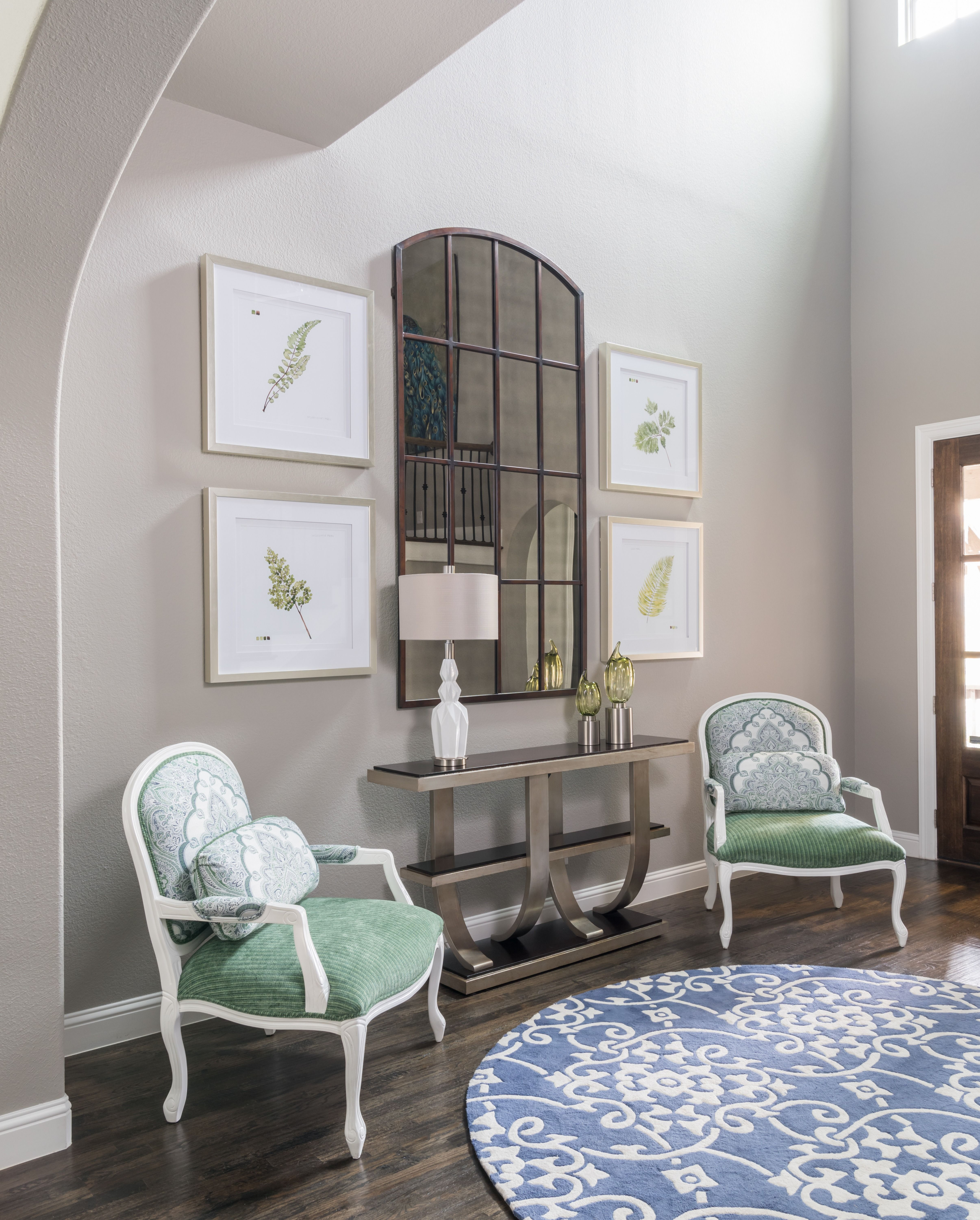 Pin By Decorating Den Interiors On Foyer & Entryway Design