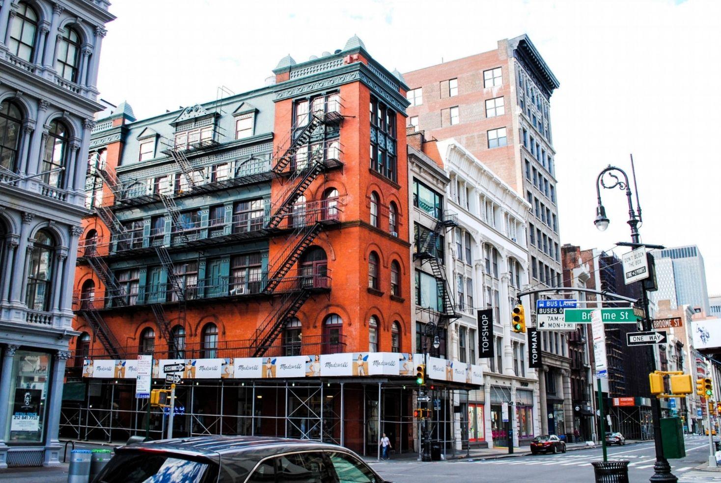 Soho in New York City, New York — Citizens Co. | New york ...