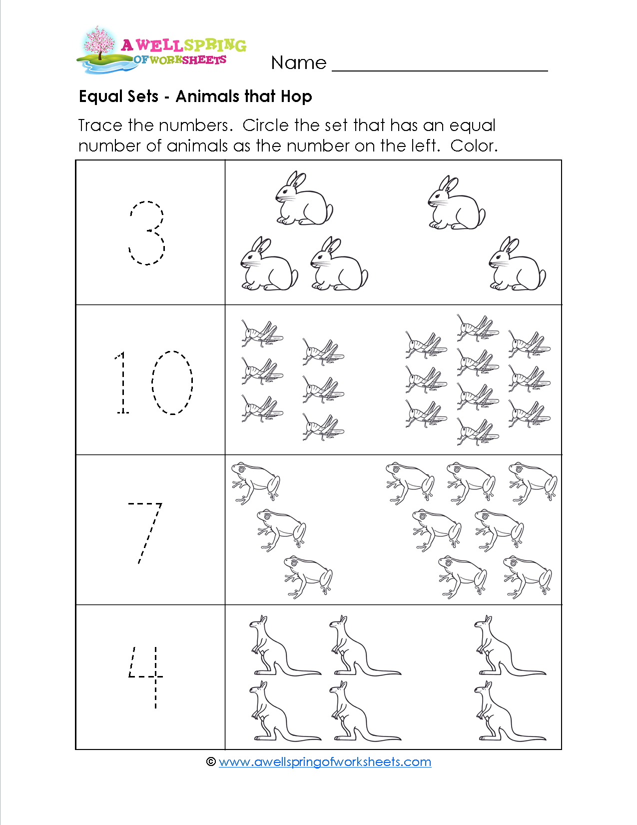 Grade Level Worksheets Kindergarten Math Pinterest Worksheets