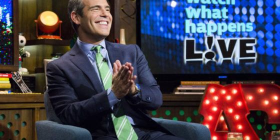 Andy Cohen isn't letting mean online trolls get him down