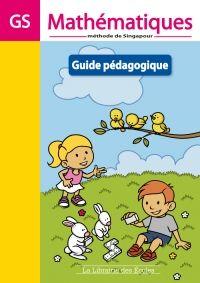 Guide Pedagogique Mathematiques Grande Section De Maternelle Books Good Books Home Schooling