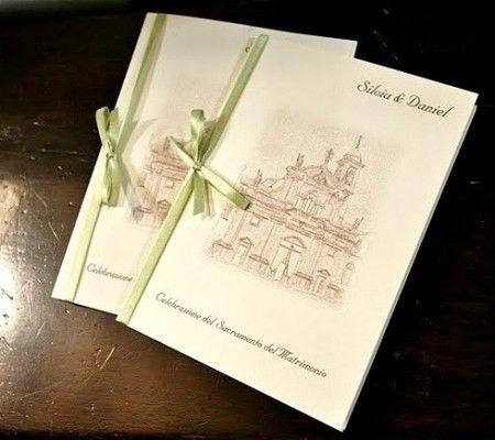 Esempio Libretto Messa Matrimonio Matrimonio Nozze Mariage