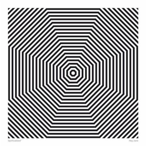 Spiritualized  Hey Jane  Music Cover Inspiration  Art