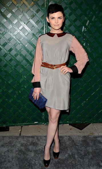 "Ginnifer Goodwin in Stella McCartney Fall 2012 dress at the ""My Valentine"" premiere, April 2012"