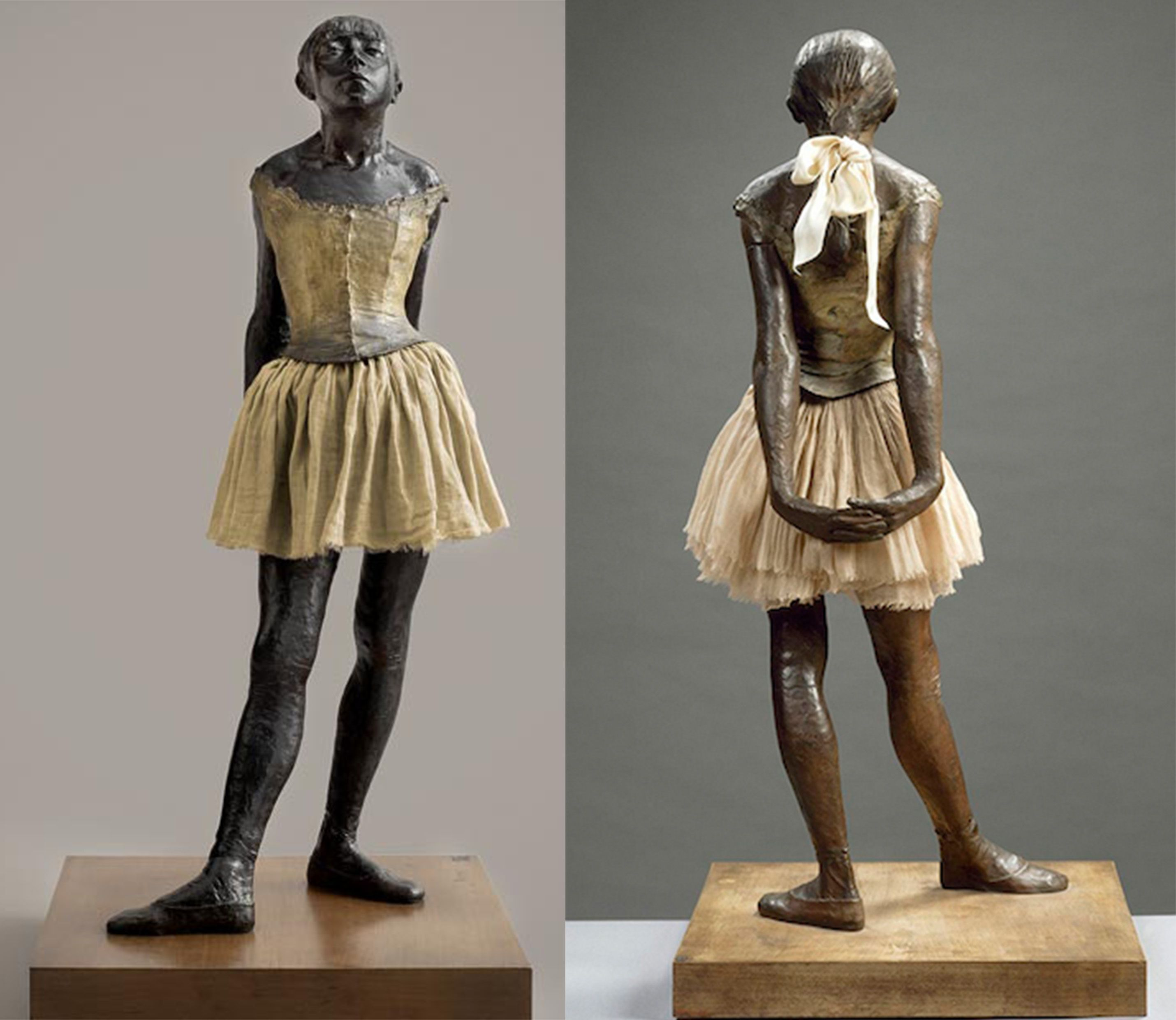 Degas  Bailarina