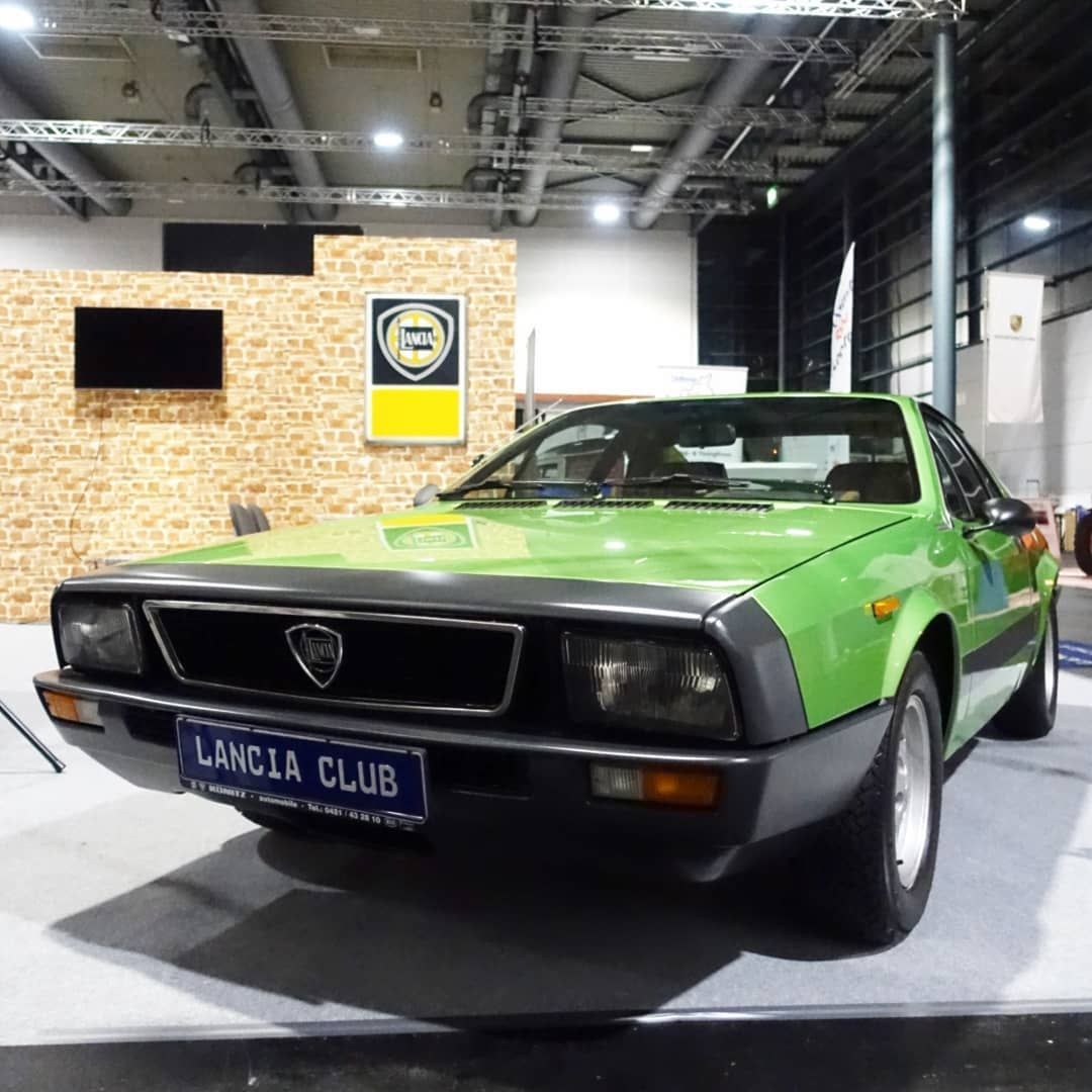 1976 Lancia Beta Montecarlo  1975 U20131981  For Pininfarinas
