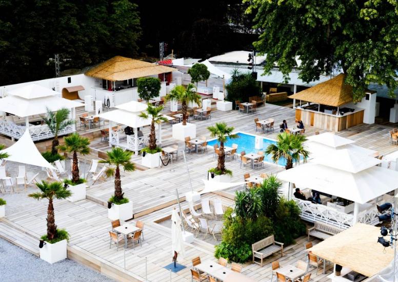 La Terrasse De L Hippodrome 2014 Yes Soleil On T Invite