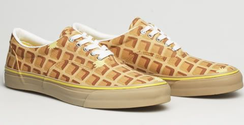 """Exclusive Clothes: Billionaire Boys Club / Ice Cream """"Waffle"""" Shoes"""