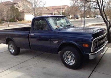 1969 Chevrolet C20 Truck For Sale In Albuquerque Tradenetautos Stock Id C73607l