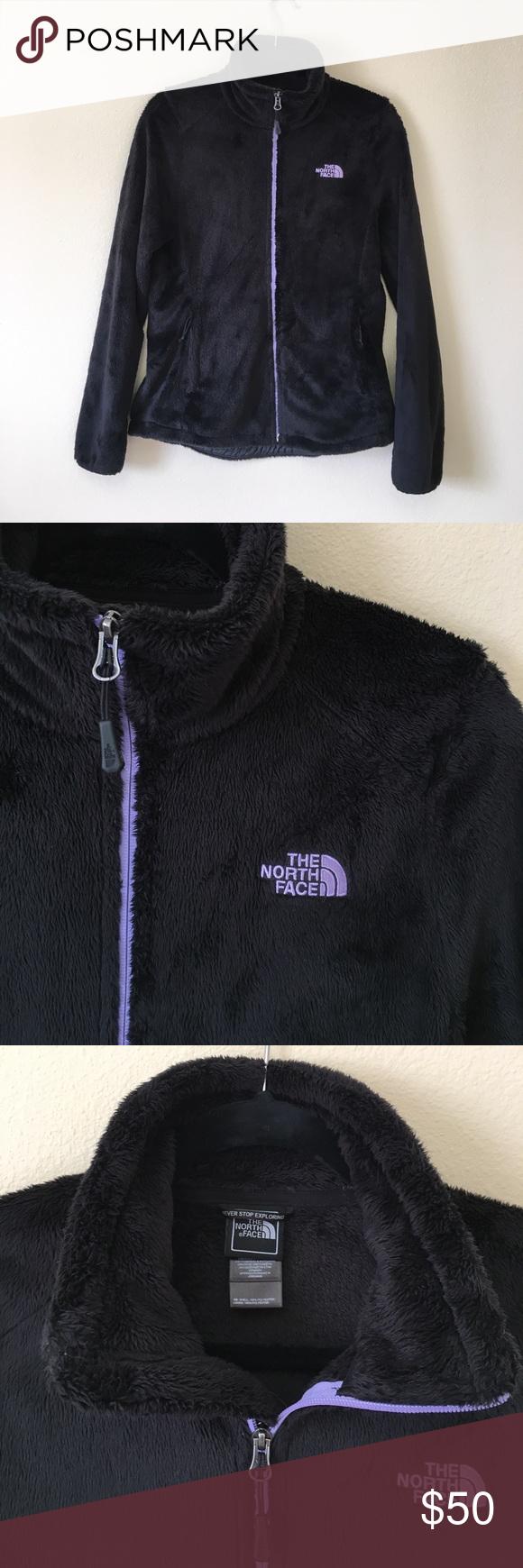 The North Face Osito Jacket Black Fleece North Face Jacket Black North Face [ 1740 x 580 Pixel ]