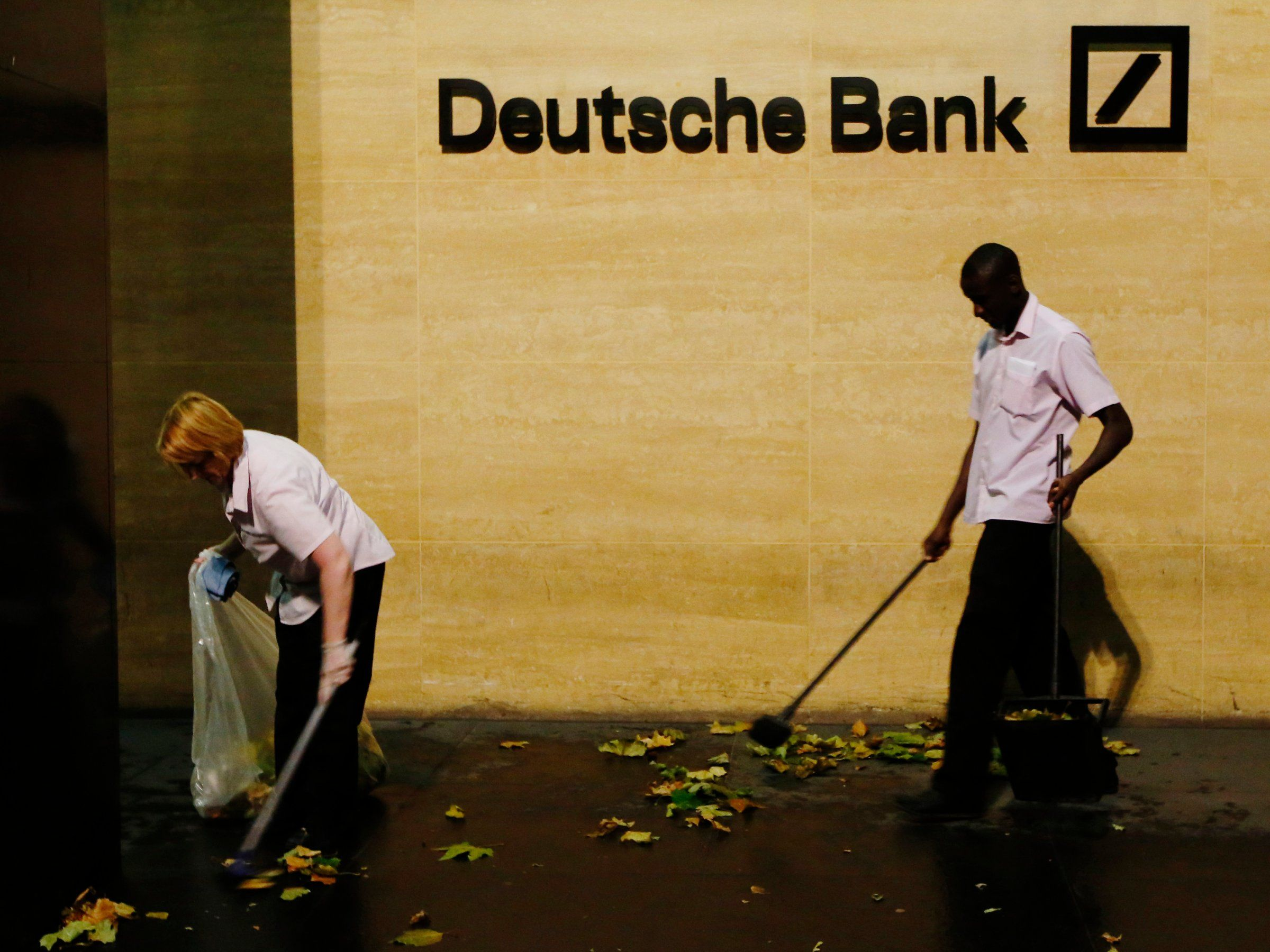 Deutsche Bank is hiring 25 more new analysts this year