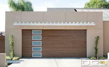 Puerta Garage Moderna Puertas De Garage Puertas De Garaje