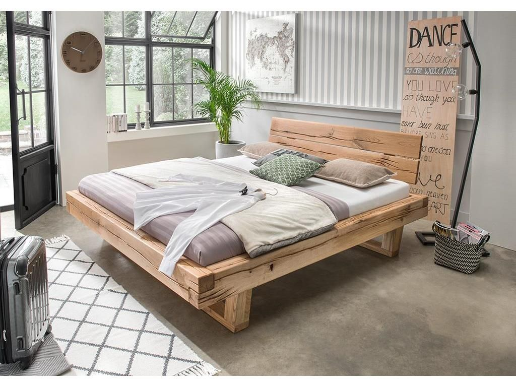 Bett 200x200 Holz 160x200 Bettgestell Schlafzimmer Komplett Mit Bett 160x200 Massivholzbett 180x200 Aka Furniture Bed Furniture Solid Wood Bedside Tables