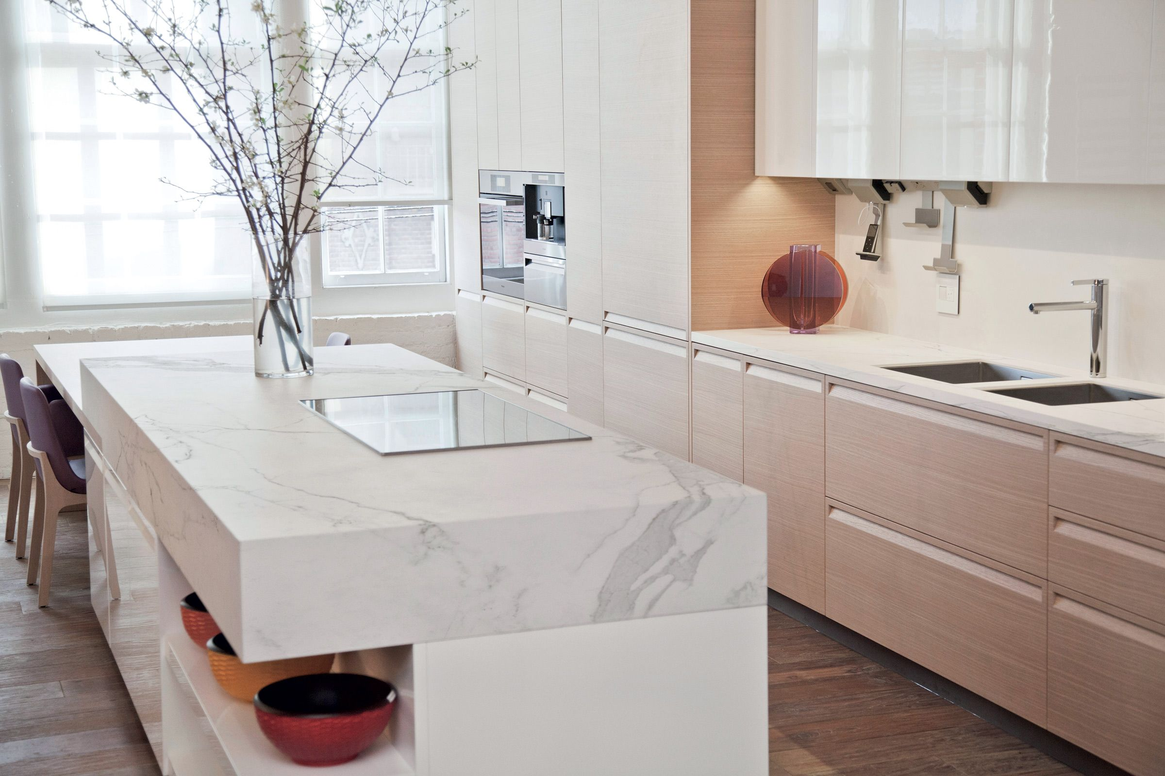Kitchen Counter Display Estatuario Neolith Countertop Bookmatch Classtone Series Kitchen