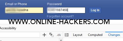 برنامج هكر الفيس بوك Facebook Profile Phone Layout