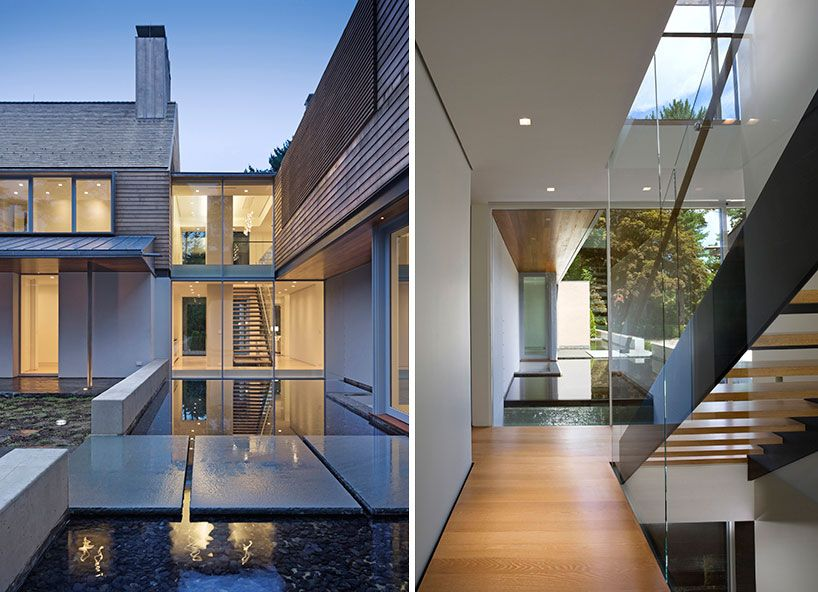 joeb moore partners architects slices gable-roofed house