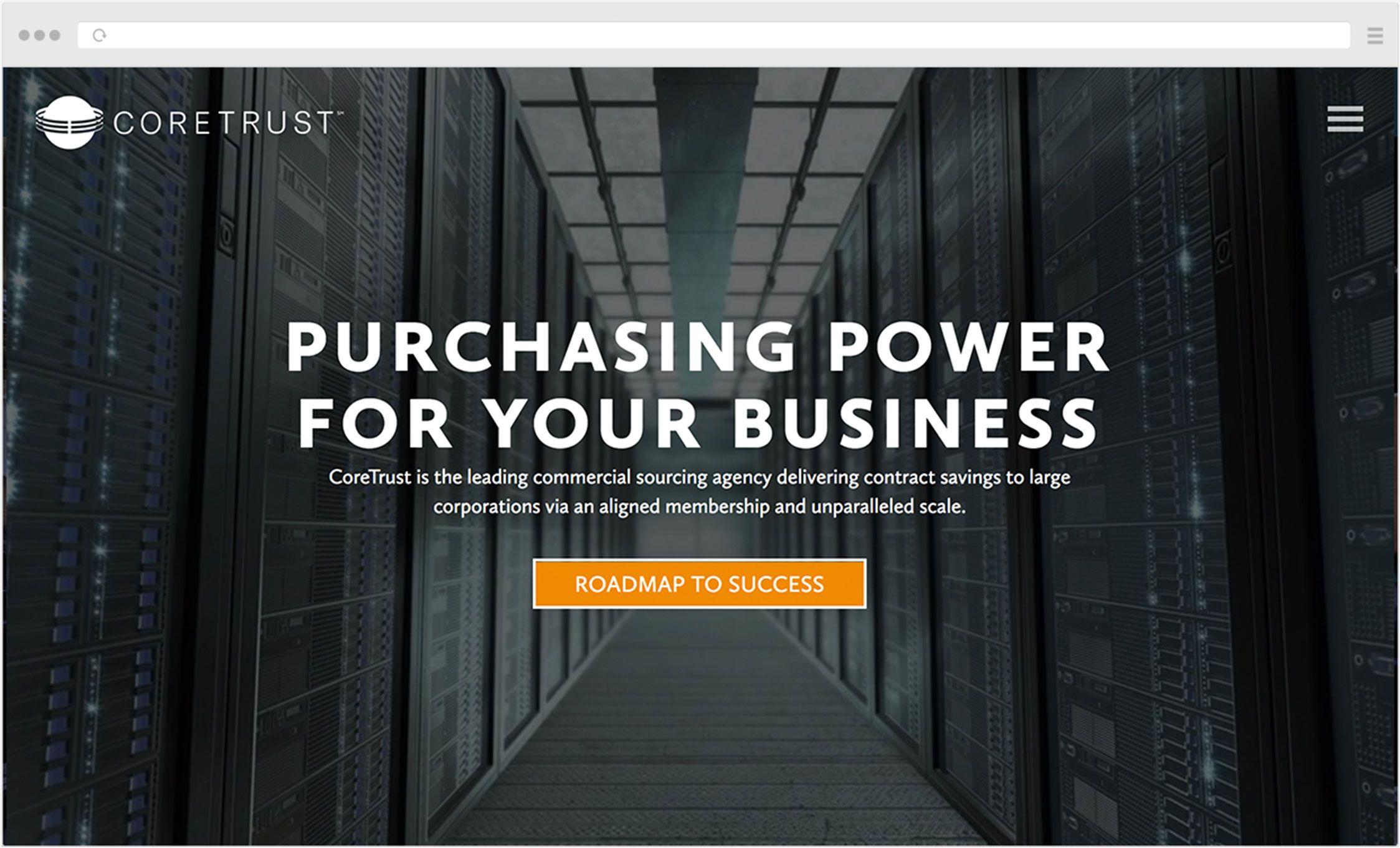 Coretrust Business Website Design Website Design Web Design Agency