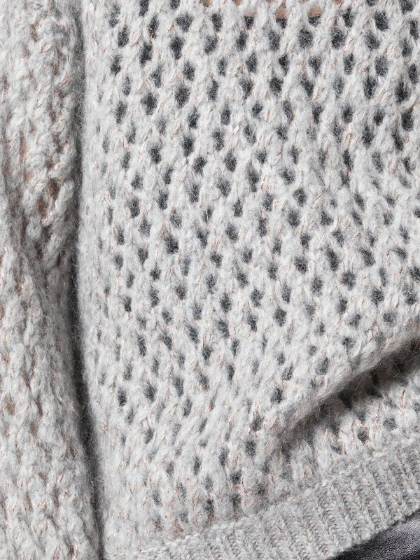 Brunello Cucinelli Chunky Knit Jumper - Farfetch