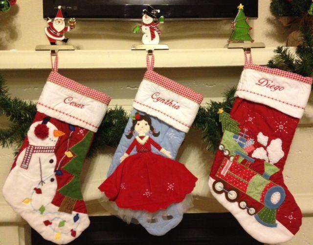 Botas navide as decoraci n pinterest botas navidad y para el hogar - Decoracion de navidad para el hogar ...