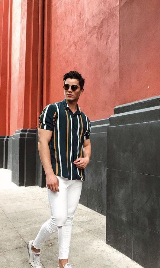 Ropa de moda para adolescentes hombres