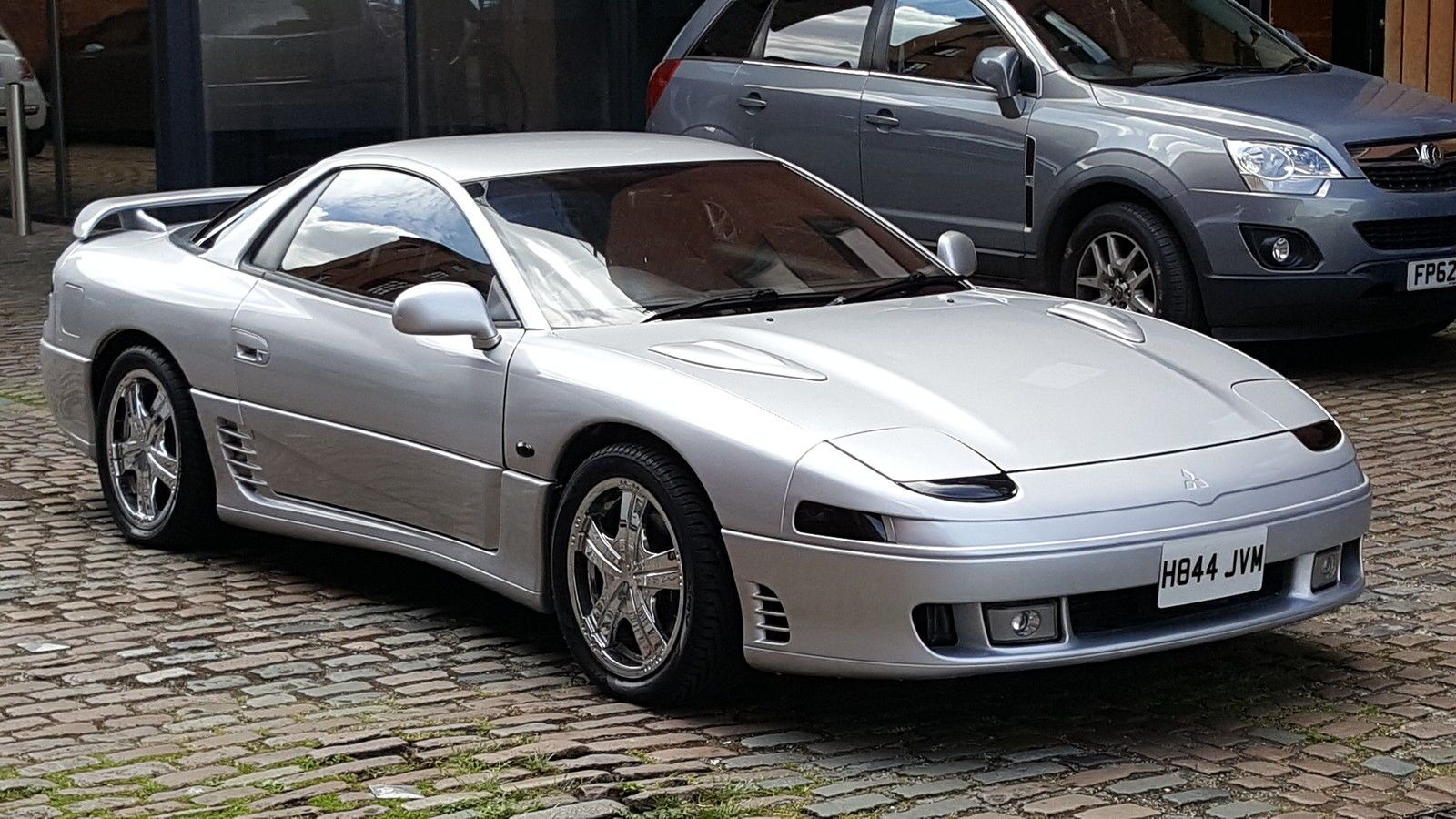 This Mitsubishi Gto 3000gt None Turbo Automatic Is For