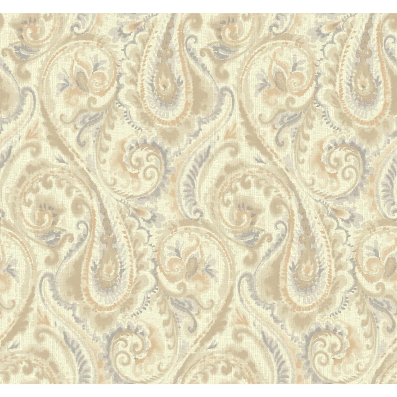 Kravet Design W3367 1511 Candace Olsen Paisley Wallpaper York Wallpaper Wallpaper Roll