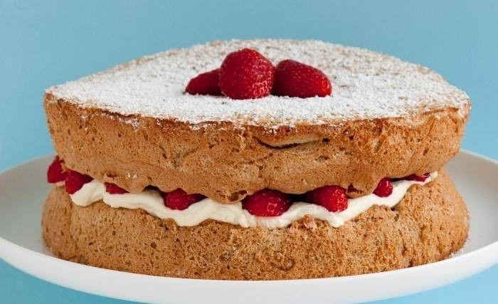 Простые рецепты тортов в домашних условиях со сметаной 15