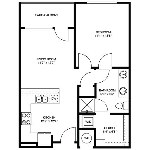 2 Bedroom Apartments Denver: Floor Plans, 2 Bedroom Apartment, Bedroom
