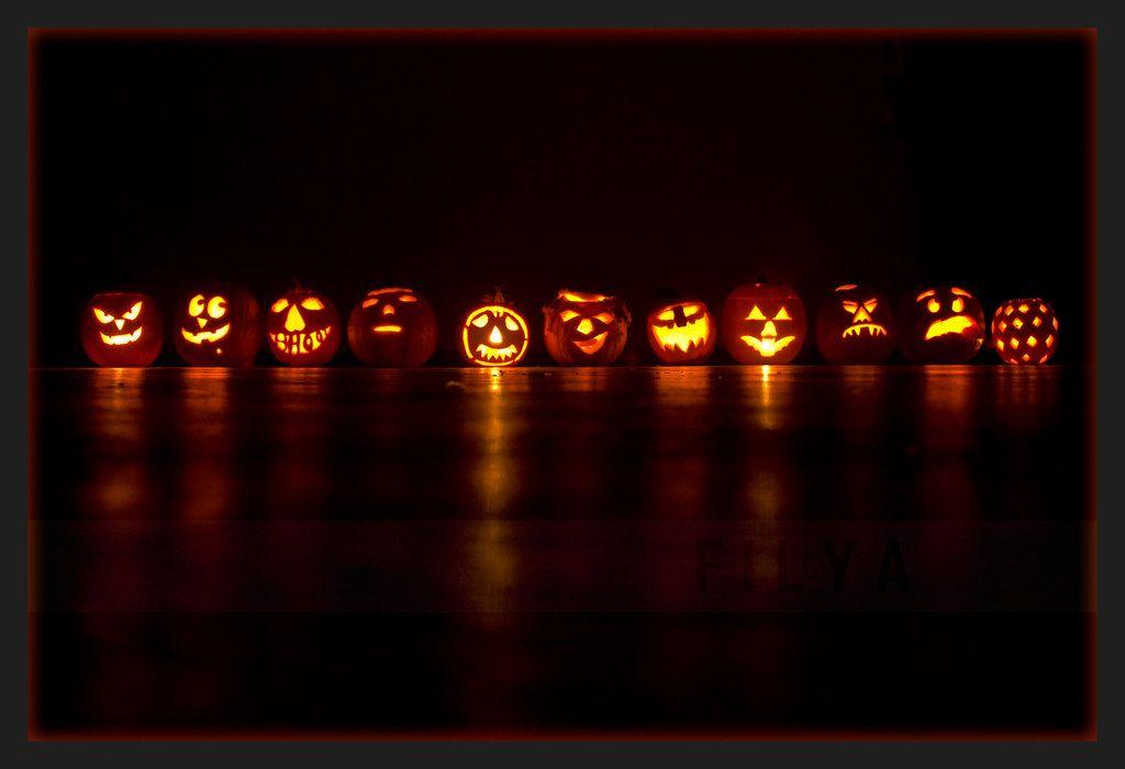 Da pumpkin peeps by filya1.deviantart.com on @deviantART
