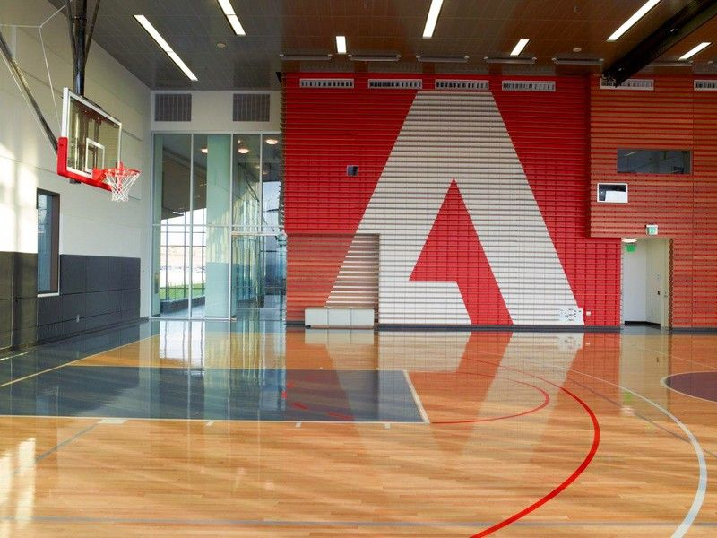 Basketball Court Design Office Design Office Interior Design