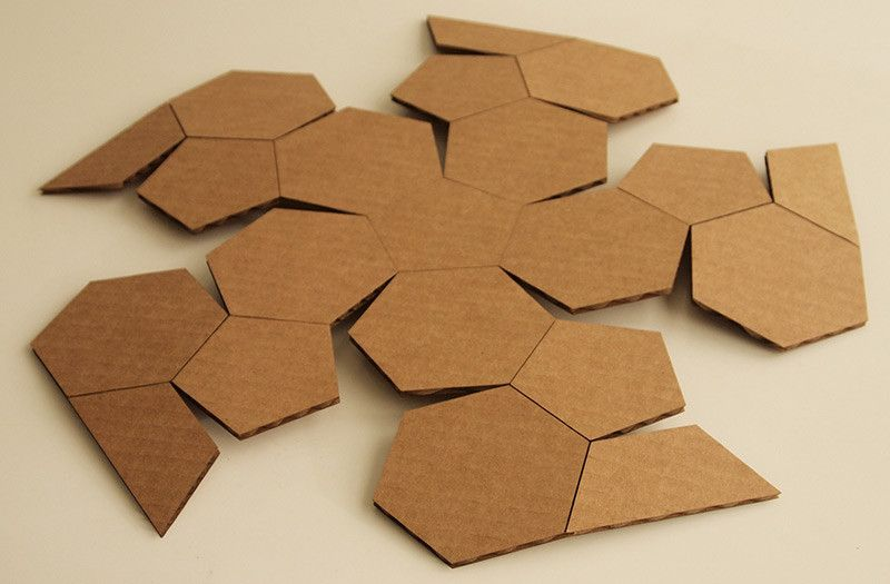 Build your own gingerbread geodesic house with our dome template and ...
