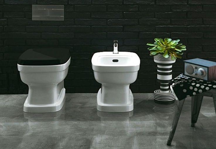 Landelijke Kranen Badkamer : Landelijke toiletpot klassieke bidet retro kranen klassieke