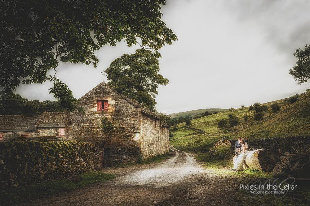 Peak District Farm Wedding Photography | Farm wedding ...