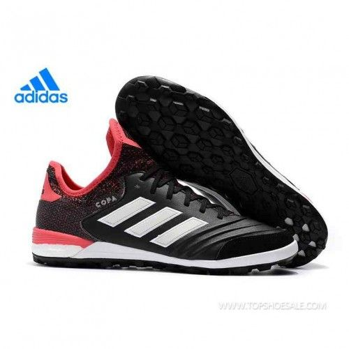 3814bd2db695 Regular product Adidas Copa Tango 18.1 TF CP9433 Core Black × Running White  × Solar Red Soccer Shoes