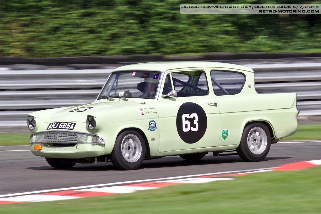 1960 Ford Anglia 105e Ahj685a Theo Paphitis Ford Anglia Ford
