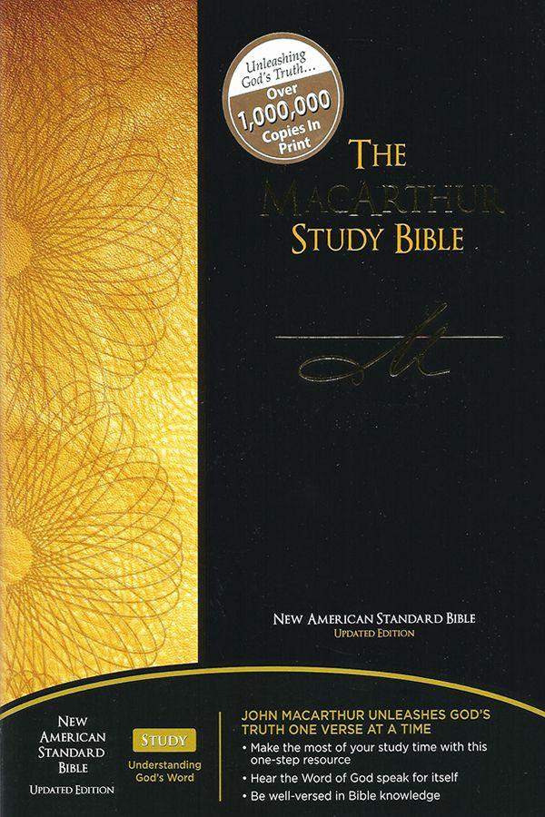 Nasb Macarthur Study Bible Clc Philippines Bible Study Bible Bible News