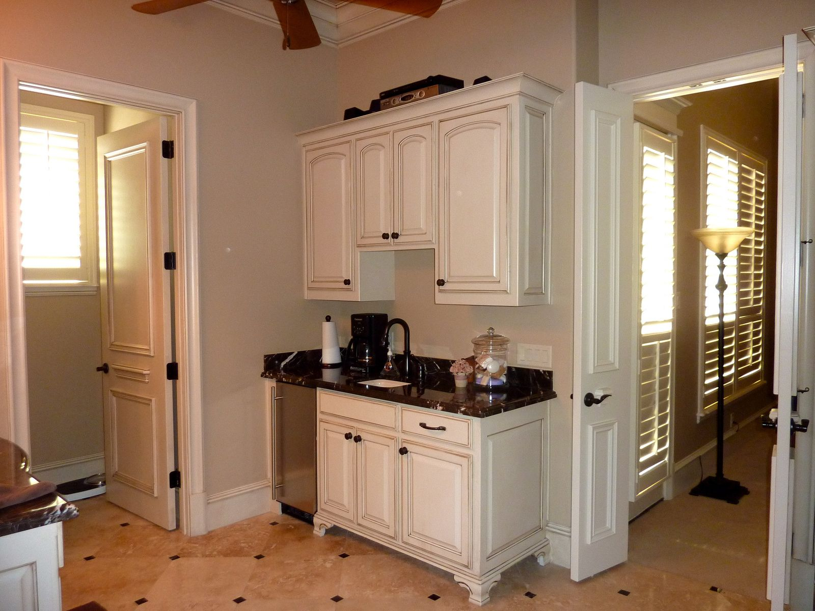Master Bath Coffee Bar   Google Search
