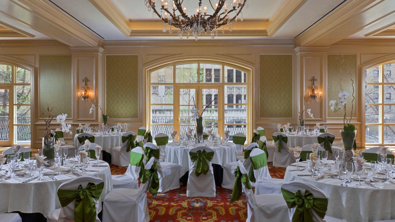The Westin Riverwalk Hotel San Antonio Hidalgo Ballroom