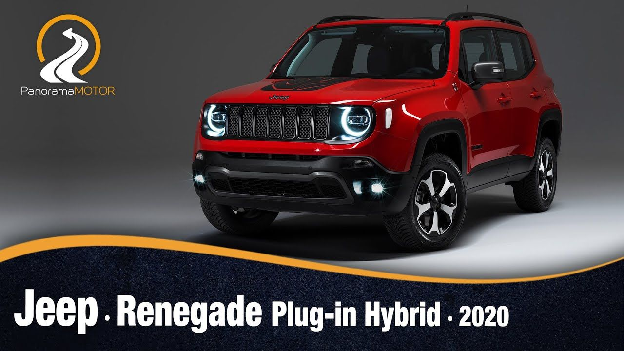 Jeep Renegade Plug In Hybrid 2019 Jeep Renegade