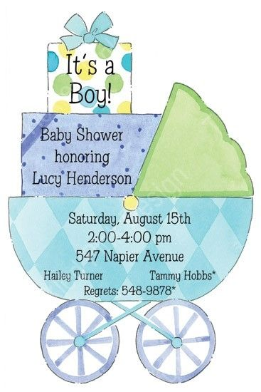 Pin On Picture Perfect Baby Shower Invitations